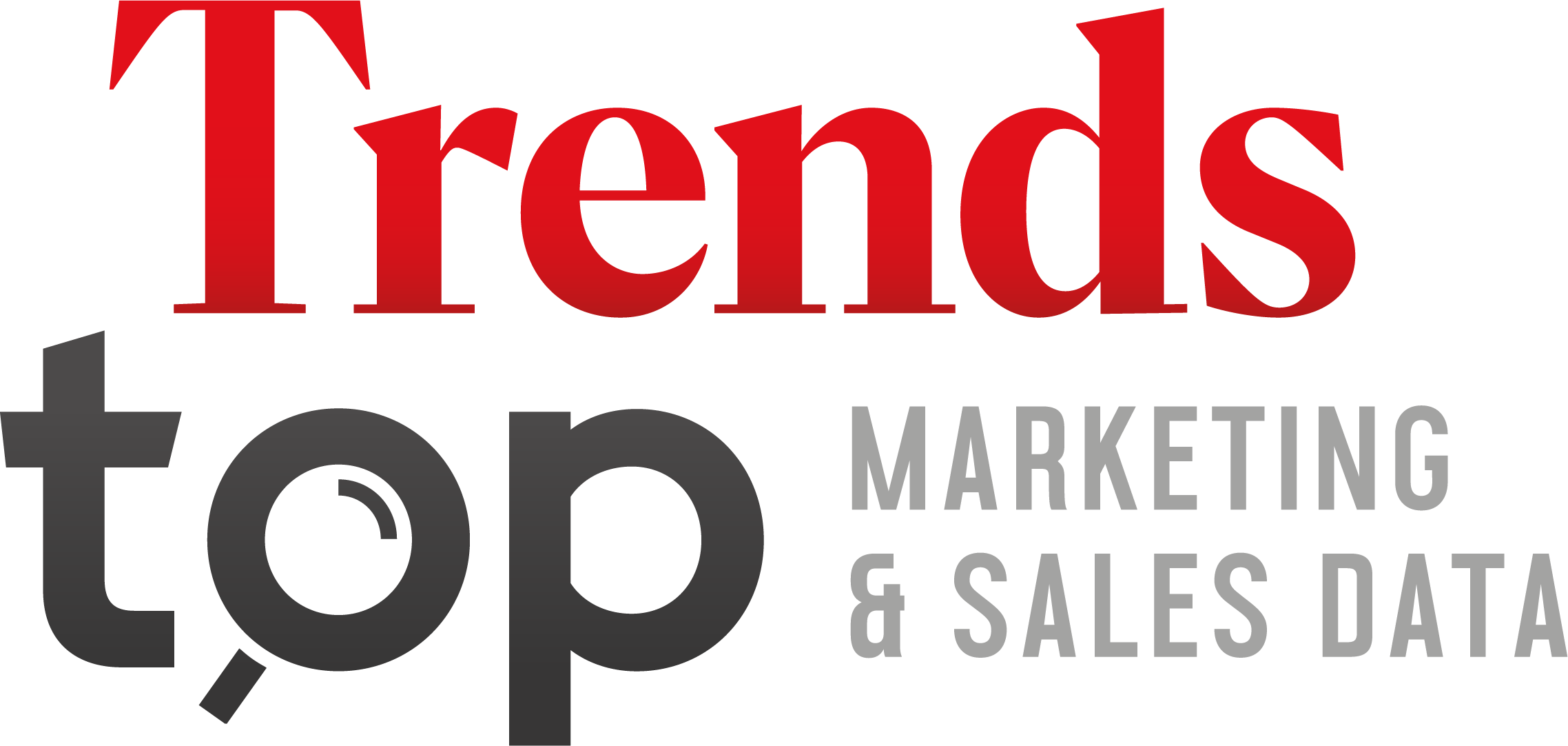 Trends top - marketing & sales data